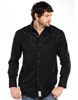 westernová košeľa Derek
