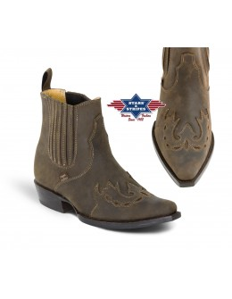 western boots WB-37