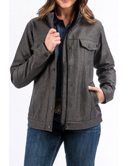 Softshell Trucker Jacket