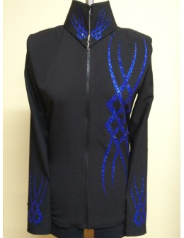 Ejka Show Blouse Black