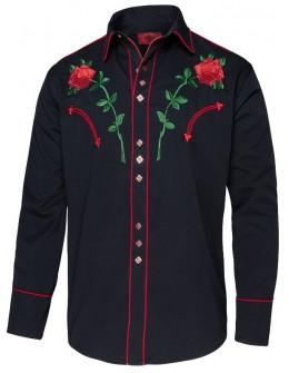 Westernová košeľa Midland