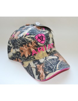 Ladies Ariat Camou Cap