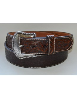 belt  Ariat Silver Concho