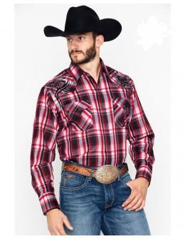 westernová košeľa Ely Tribal