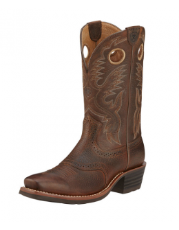 western boots Ariat Heritage