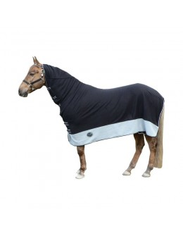 Odpocovacia deka s krkom