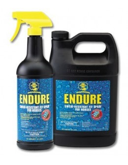 ENDURE SWEAT-RESISTANT FLY...