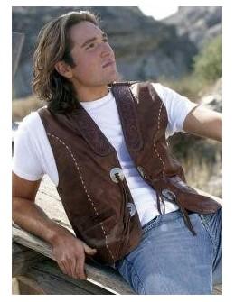 Westernová vesta Alamo