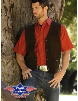 Westernová vesta Alabama