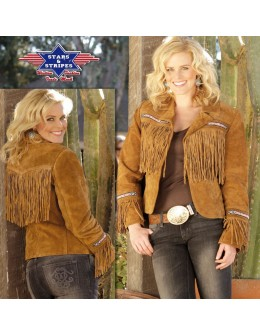 dámska westernová bunda Kayla