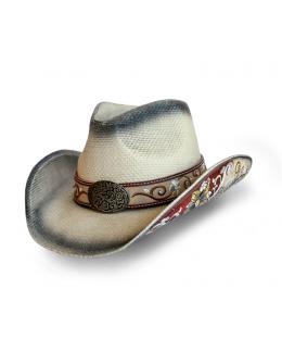 westernový hat Paola