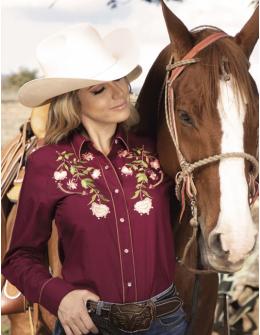 western blouse Rangers 066DA01