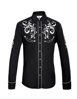 western shirt Rangers 103CA01