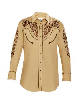 western shirt Rangers 142CA01