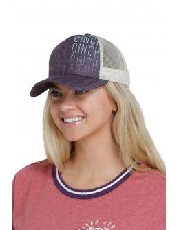 Cinch Ladies Cap Purple