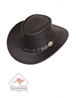 Westernový klobúk BUSHMAN