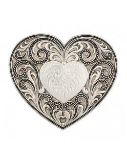 spona na opasok Heart