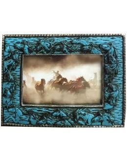 rámik na fotku Blue Horses