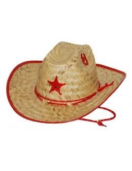 detský westernový klobúk...
