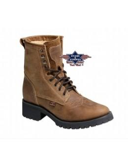 westernové topánky WB-34