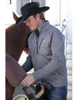 Raglan Tech 1/4 Zip Pullover