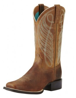 ladies western boots Powder...