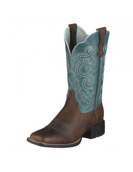 ladies western boots Ariat...
