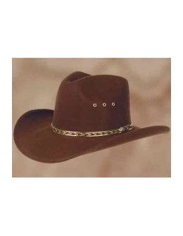 Westernový klobúk KANSAS