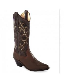 Dámske westernové čižmy...